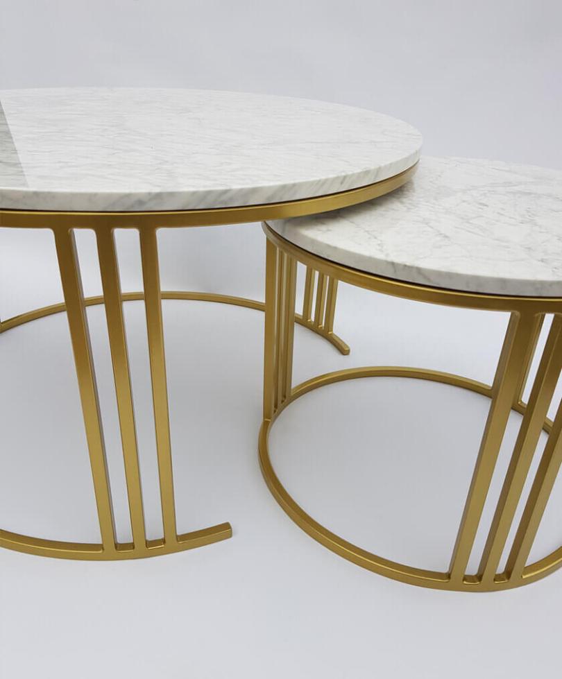 Komplet stolików Kawowych Marmurowych-2-1340×785(1)